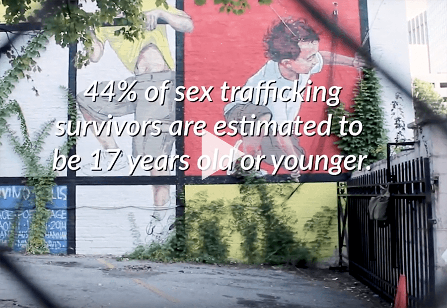 Sex trafficking statistics