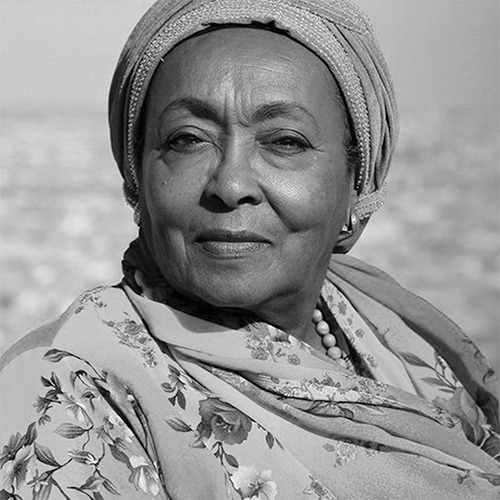 Portrait of Edna Adan