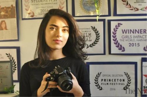 Sarah Jehaan Khan