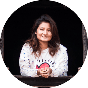 Pooja Khati's Headshot