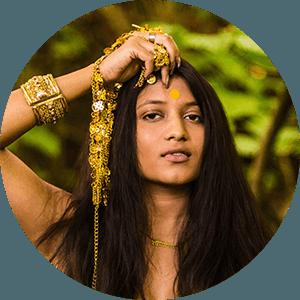 Rebecca Dharmapalan Headshot