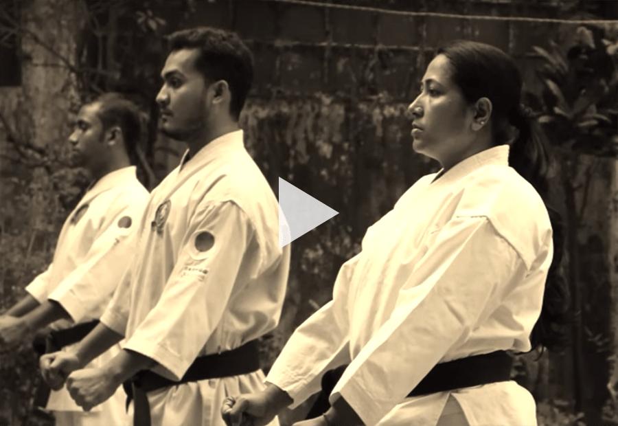 karate instructor